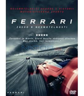 Ferrari: Cesta k nesmrtelnosti DVD