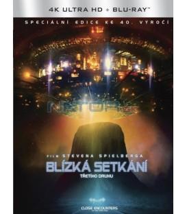 Blízká setkání třetího druhu UHD+BD - 2 x Blu-ray