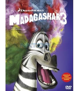 Madagaskar 3  (Madagascar 3: Europes Most Wanted) Big Face DVD