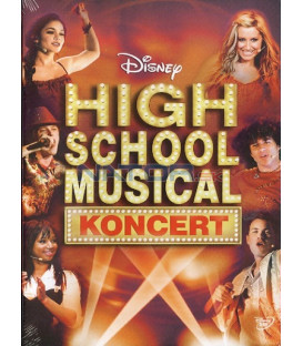 High School Musical : Koncert (High School Musical : The Concert)
