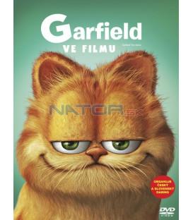 Garfield (Garfield: The Movie) Big Face DVD