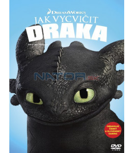 Jak vycvičit draka (How to Train Your Dragon) Big Face DVD