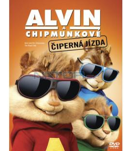 Alvin a Chipmunkové: Čiperná jízda (Alvin and the Chipmunks: The Road Chip) Big Face DVD