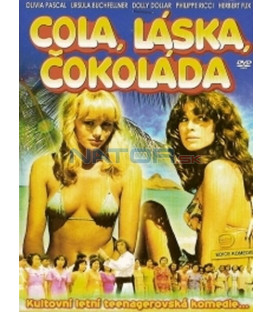 Cola, láska, čokoláda (Cola, Candy, Chocolate) DVD