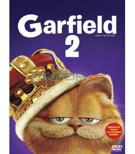 Garfield 2 (Garfield: A Tail of Two Kitties) Big Face DVD