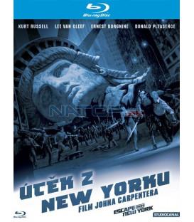 Útěk z New Yorku (Escape from New York) Blu-ray