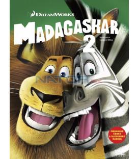 Madagaskar 2: Útěk do Afriky (Madagascar: Escape 2 Africa) Big Face DVD