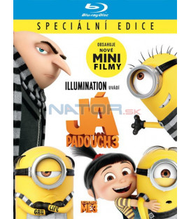 Ja, zloduch 3 / JÁ, PADOUCH 3 / (Despicable Me 3) Blu-ray
