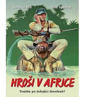 Hroši v Africe (Im for the Hippopotamus) DVD