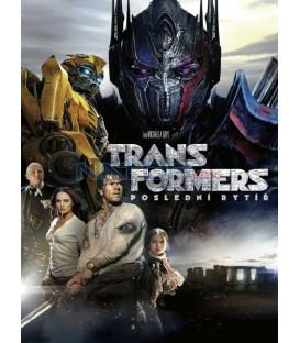 TRANSFORMERS: POSLEDNÍ RYTÍŘ (Transformers: The Last Knight) - DVD