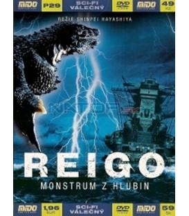 Reigo - Monstrum z hlubin (Shinkaiju Reigorei) DVD