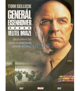Generál Eisenhower: Velitel invaze (Ike: Countdown to D-Day) DVD