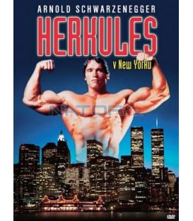 Herkules v New Yorku (Hercules in New York) DVD