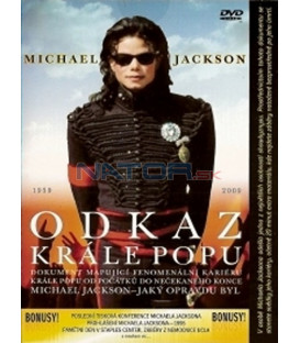 Michael Jackson - Odkaz krále popu (Michael Jackson - Legacy) DVD