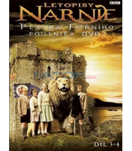Letopisy Narnie - Plavba Jitřního poutníka - DVD 2, díl 3 + 4 (The Chronicles of Narnia - The Voyage of the Dawn Treader) DVD