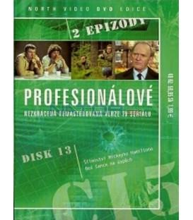 Profesionálové - disk 13 (The Professionals) DVD