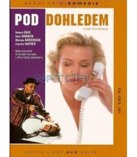 Pod dohledem (Under Surveillance) DVD