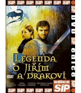 Legenda o Jiřím a drakovi (George and the Dragon) DVD