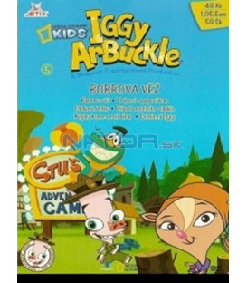 Iggy Arbuckle - DVD 5 - Bobrova věž (Iggy Arbuckle) DVD