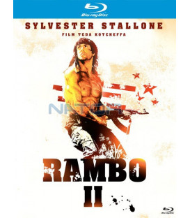 Rambo II. (Rambo: First Blood Part II) Blu-ray