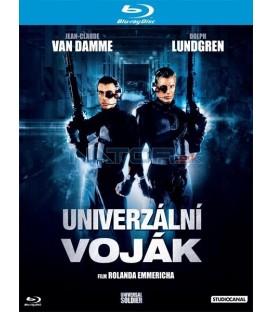 Univerzální voják (Universal Soldier) Blu-ray