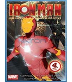 IRON Man – 4. DVD