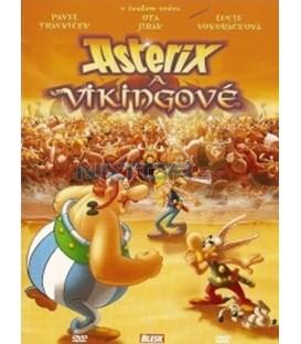 Asterix a Vikingové (Astérix et les Vikings) DVD