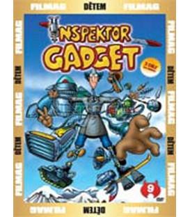 INSPEKTOR Gadget 9 (Inspector Gadget) DVD