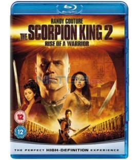 Král Škorpión 2: Vzestup Říše (The Scorpion King: Rise of a Warrior) Blu-ray