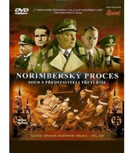 Norimberský proces - Soud s představiteli Třetí říše  DVD
