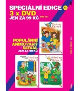 SPECIÁLNÍ EDICE 17-POPULÁRNÍ ANIMOVANÝ SERIÁL