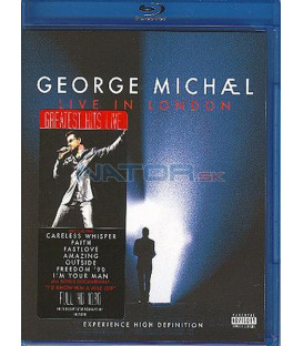 Michael George - Live in London /DTS/ BLU-RAY