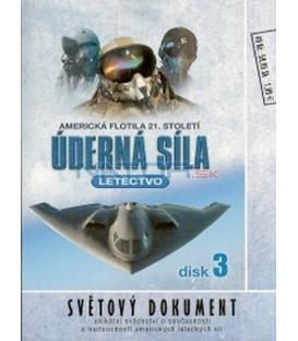 Úderná síla - Letectvo - disk 3 (Strike Force - Air) DVD