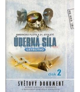 Úderná síla - Letectvo - disk 2 (Strike Force - Air) DVD