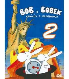 Bob a Bobek na cestách 2 DVD