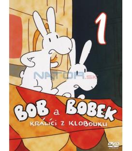Bob a Bobek na cestách 1 DVD