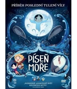 PÍSEŇ MOŘE ( Song of the Sea) - DVD