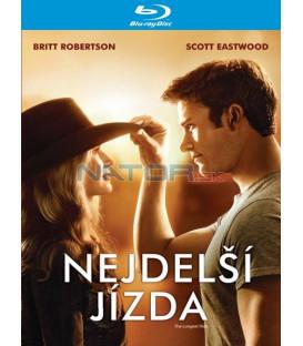 NEJDELŠÍ JÍZDA (The Longest Ride)  Blu-ray