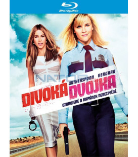 Divoká dvojka (Hot Pursuit) Blu-ray