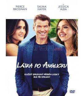 Láska po anglicku (How to Make Love Like an Englishman) DVD