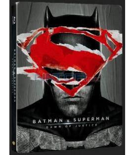 Batman vs. Superman: Úsvit spravedlnosti (Batman v Superman: Dawn of Justice) 3BD (3D+2D+2D) futurepak