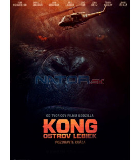 Kong: Ostrov lebek (Kong: Skull Island) DVD