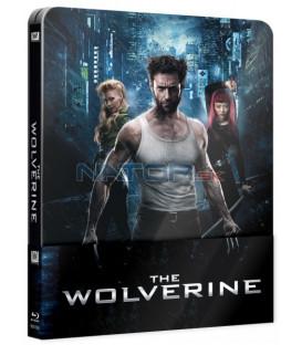 WOLVERINE - Blu-ray STEELBOOK + lenticular