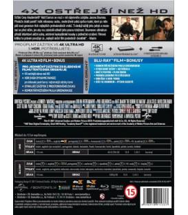 Bourneovo ultimátum (The Bourne Ultimatum) UHD+BD - 2 x Blu-ray