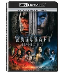 Warcraft: První střet (Warcraft) UHD+BD - 2 x Blu-ray
