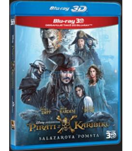PIRÁTI Z KARIBIKU 5: SALAZAROVA POMSTA (Pirates of the Caribbean: Dead Men Tell No Tales) Blu-ray 3D + 2D