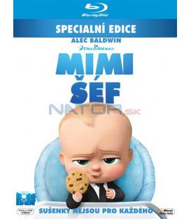 Baby šéf / Mimi šéf (The Boss Baby 2017) Blu-ray