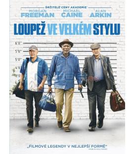 Loupež ve velkém stylu ( Going in Style) DVD