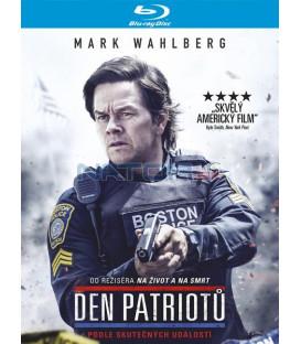Den patriotů (Patriots Day) Blu-ray