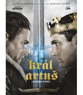 Král Artuš: Legenda o meči (King Arthur: Legend of the Sword) DVD